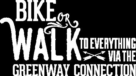 Walk places.